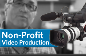 Non Profit Video production